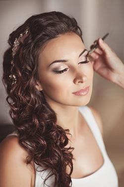 Hochzeit: So gelingt das perfekte Make-up