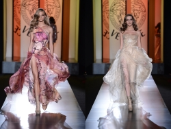 Haute Couture Paris - Versace Autumn/Winter 12/13
